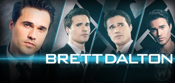 Brett Dalton, <i>Grant Ward</i>, �Marvel�s Agents of S.H.I.E.L.D.,� Coming to New Orleans, Portland & Madison 2015!