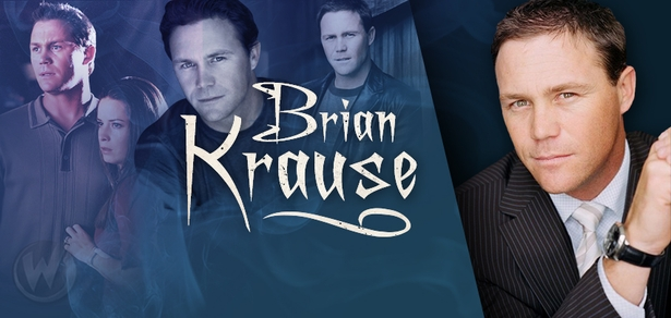 Brian Krause, <i>Leo Wyatt</i>, �Charmed,� Coming to Austin Comic Con!
