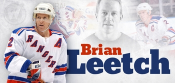 Brian Leetch, <i>N.Y. Rangers & NHL Hall of Famer</i>, Coming to NYC Experience!