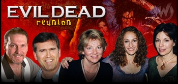 Bruce Campbell & �The Evil Dead� 30th Anniversary Celebration @ Philadelphia Comic Con!
