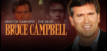 Bruce Campbell VIP Experience @ St. Louis Comic Con 2014