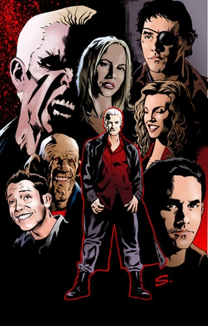 BuffyFest @ New Orleans Comic Con Lithograph Color Variant