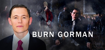 "Burn Gorman, THE DARK NIGHT RISES, PACIFIC RIM, ""Torchwood,"" Coming to Fort Lauderdale!"