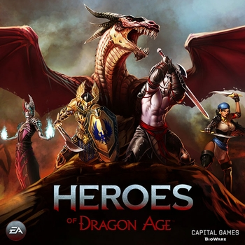 Calling All Heroes! Collect Legendary Heroes With �Heroes of Dragon Age� By EA Capital Games
