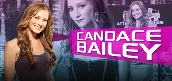 Candace Bailey, �Attack of the Show!,� Joins the Wizard World Comic Con Tour!