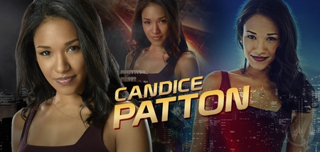 Candice Patton, <i>Iris West</i>, �The Flash,� Coming to