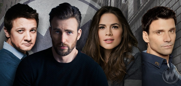 �Captain America� Chris Evans To Make Wizard World Comic Con Debut In New Orleans, January 9
