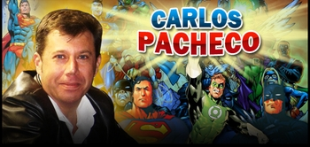 <i>Carlos Pacheco</i>, EISNER AWARD NOMINEE, Joins the Wizard World Comic Con Tour!