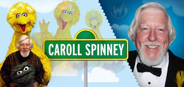 Caroll Spinney, Big Bird/ Oscar the Grouch, �Sesame Street,� Coming to Indianapolis & Philadelphia Comic Con!