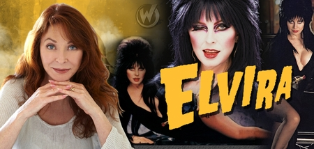 Cassandra Peterson, <i>Elvira</i>, Joins the Wizard World Comic Con Tour!