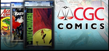 CGC Accepting Submissions @ Big Apple Comic Con!