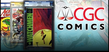 CGC Accepting Submissions @ Wizard World Toronto Comic Con!