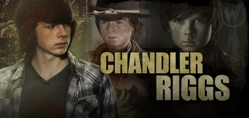 Chandler Riggs, <i>Carl Grimes</i>, �The Walking Dead,� Coming to New Orleans!