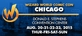Wizard World Comic Con Chicago 2015 4-Day Weekend Admission August 20-21-22-23, 2015