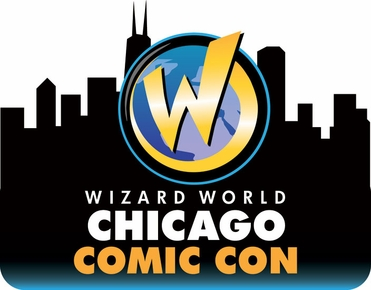 Chicago Comic Con 2015 Wizard World Convention Weekend Premier 4-Day Admission August 20-21-22-23, 2015