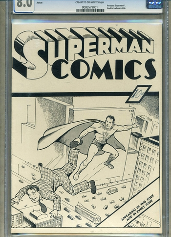 Chicago Comic Con to Display Million-Dollar �Ashcan� Collection