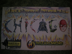 Chicago Heroes -  Chicago Comic Con Exclusives