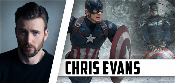 Chris Evans, <i>Steve Rogers/Captain America</i>, THE AVENGERS, Coming to New Orleans!