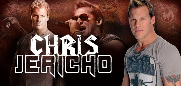 Chris Jericho, <i>Six-Time WWE Champion</i>, Coming to St. Louis Comic Con!