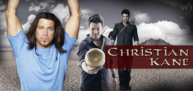 "Christian Kane, �The Librarians,� ""Leverage,"" Coming to Tulsa!"