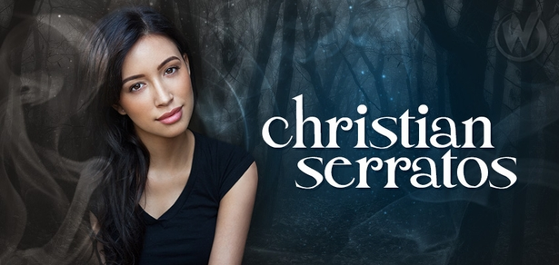 Christian Serratos, <i>Rosita Espinosa</i>, �The Walking Dead,� & TWILIGHT SAGA Coming to Sacramento!