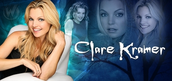 Clare Kramer, <i>Glory</i>, �Buffy the Vampire Slayer� Coming to Tulsa Comic Con!