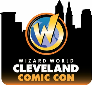 Cleveland Comic Con 2015 Wizard World Convention 3-Day Weekend Admission February 20-21-22, 2015