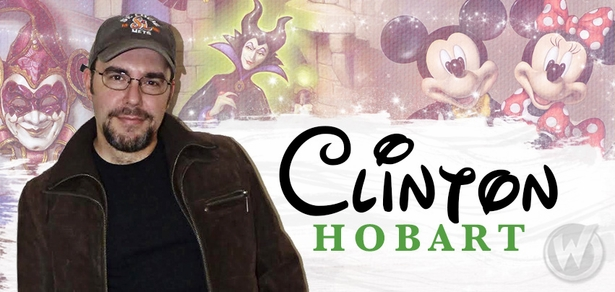 Clinton Hobart, <i>Licensed Disney Fine Artist</i>, Coming to New Orleans, Atlanta, Cleveland, Minneapolis, Des Moines, Philadelphia & Chicago!