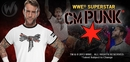 WWE� Superstar CM Punk� To Make First Visit To 2014 Wizard World Portland Comic Con on Friday, January 24