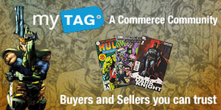 Commerce Community myTAG Makes Wizard World Debut @ Sacramento Comic Con