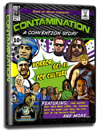<i>Contamination: A Convention Story DVD</i> Chicago Comic Con Exclusive