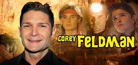 Corey Feldman, <i>Mouth</i>, THE GOONIES, Coming to Tulsa 2014 & Cleveland 2015!