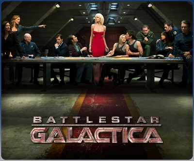 Cylon Club... Cocktail Hour With �Battlestar Galactica� Stars Set For Saturday Night