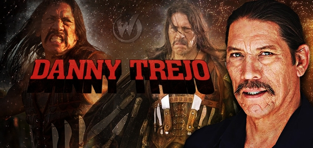 Danny Trejo, MACHETE, FROM DUSK TILL DAWN, Coming to Nashville!