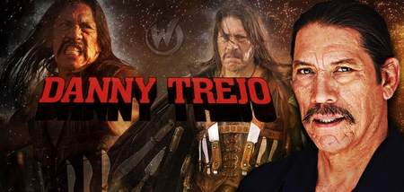 Danny Trejo, MACHETE, FROM DUSK TILL DAWN, Coming to Philadelphia & Sacramento!