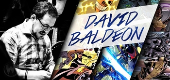 David Balde�n, MARVEL COMICS, Coming to New Orleans Comic Con!