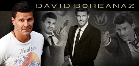 David Boreanaz, <i>Special Agent Seeley Booth</i>, �Bones�, Attending Wizard World Philadelphia & Chicago Comic Cons For First-Ever Public Signings!