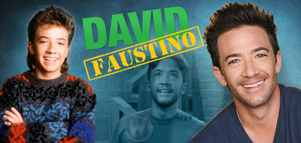 David Faustino, <i>Bud Bundy</i>, �Married With Children,� coming to Raleigh Comic Con!