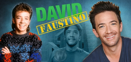 David Faustino, <i>Bud Bundy</i>, �Married With Children,� Coming to