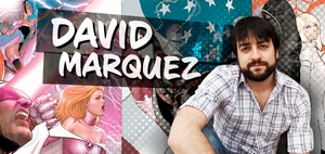 David Marquez, <i>EISNER AWARD NOMINEE</i>, Joins the Wizard World Comic Con Tour!