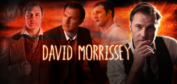David Morrissey, <i>The Governor</i>, �The Walking Dead,� Coming to Chicago!