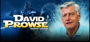 David Prowse, <i>Darth Vader</i> from Star Wars, Joins the Wizard World Tour!