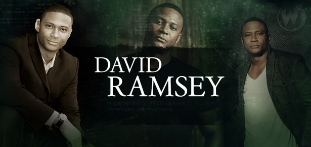David Ramsey, <i>John Diggle</i>, �Arrow,� Coming to Columbus!