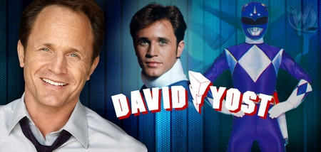 David Yost �Billy Cranston/The Blue Ranger,� <i>Mighty Morphin� Power Rangers</i>, Coming to Sacramento!