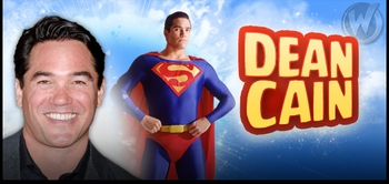 Dean Cain, <i>Clark Kent/Superman</i> from �Lois & Clark: The New Adventures of Superman,� Coming to