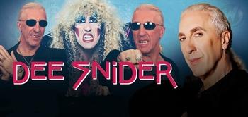 Dee Snider, �TWISTED SISTER,� Coming to Philadelphia!