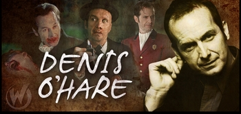 Denis O�Hare, <i>Russell Edgington</i>, �True Blood,� Joins the Wizard World Comic Con Tour!