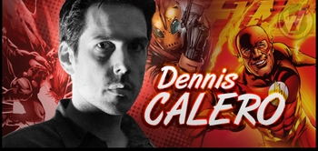 Dennis Calero, <i>Marvel Noir Artist</i>, Joins the Wizard World Comic Con Tour!