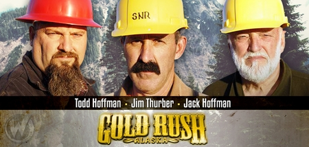 Digging For Gold: �Gold Rush� Stars Todd Hoffman, Jack Hoffman, Jim Thurber To Attend Wizard World Portland Comic Con