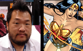 DISNEY COMICS ARTIST BERNARD CHANG COMES TO ANAHEIM COMIC CON